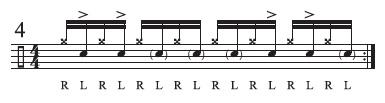 The Stubble-Stroke Roll 4