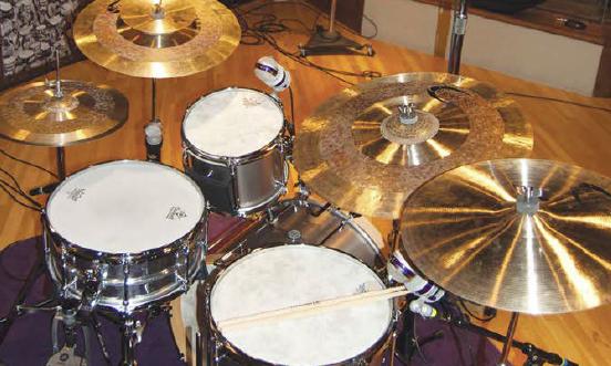 drum miking 101 part 5 multi mic setup modern drummer magazine. Black Bedroom Furniture Sets. Home Design Ideas