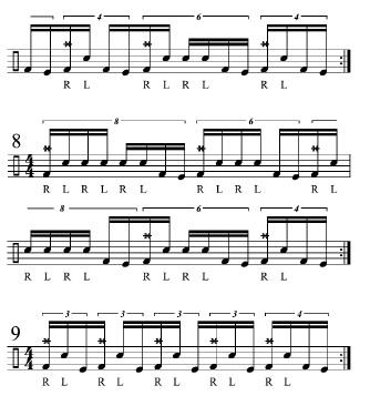 Double Bass Fills 3