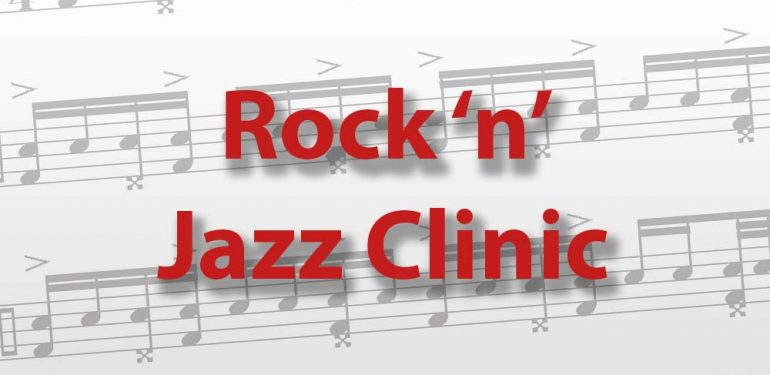 Rock n Jazz Clinic