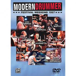 1997 Modern Drummer Festival Weekend DVD Set