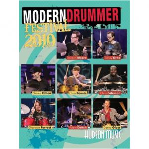 2010 Modern Drummer Festival DVD Set