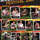 2005 Modern Drummer Festival Weekend DVD Set Front Cover