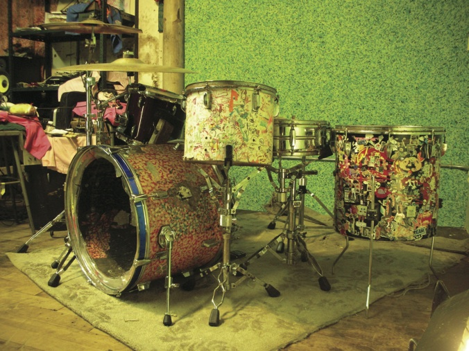 Brian Chippendale setup