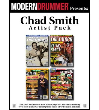 Chad Smith Artist Pack (Digital)
