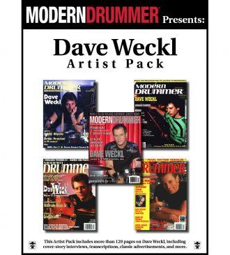 Dave Weckl Artist Pack (Digital)