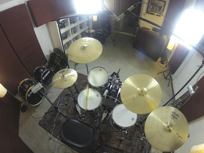 In The Studio Overheads