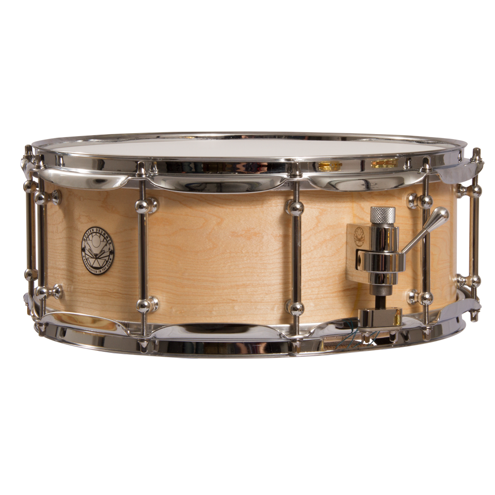 40th anniversary maple snare drum modern drummer magazine. Black Bedroom Furniture Sets. Home Design Ideas