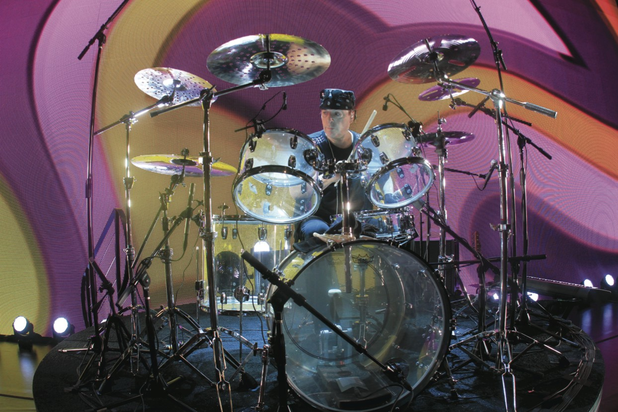 Dino Danelli Modern Drummer Magazine Diagram Of A Drum Kit This Shows The Parts And Names