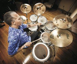 "Joseph ""Zigaboo"" Modeliste Drummer   Modern Drummer Archive"