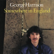 George Harrison Somewhere in England