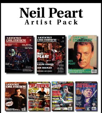 Neail Peart Artist Pack
