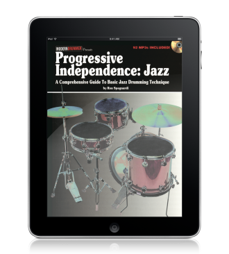 Progressive Independence: Jazz (Digital w/Audio)