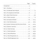 Understanding the Language of Music Table of Contents