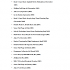 Steve Smith Artist Pack Table of Contents