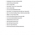 Vinnie Colaiuta Artist Pack Table of Contents