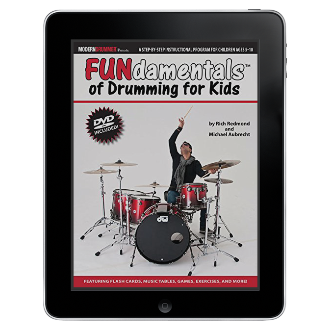FUNdamentals of Drumming for Kids