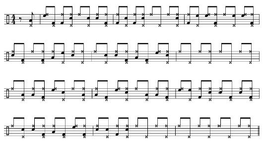 Framework for Musical Practice 6