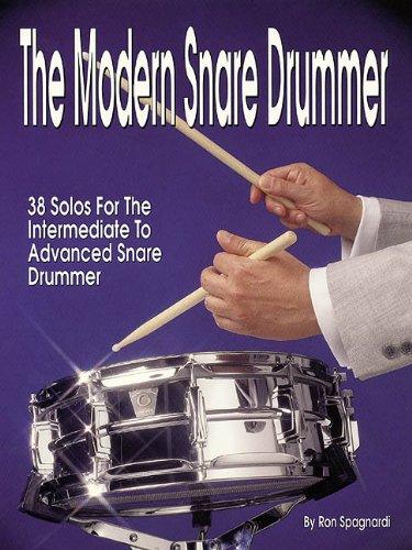 The Modern Snare Drummer (Print Book)
