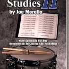 Master Studies II - More Exercises for the Development of Control and Technique (Print Book)