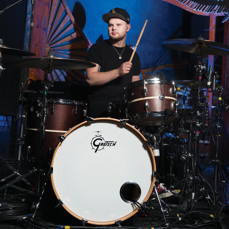 up coming ben thatcher modern drummer magazine