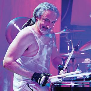 Mike Bordin Drummer | Modern Drummer Archive
