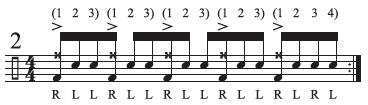 Hidden Rhythms Odd Groupings 2