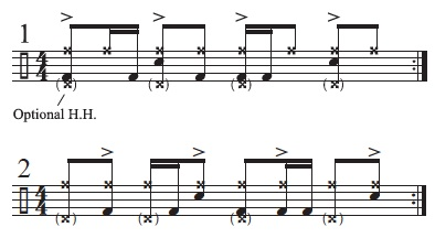 Progressive Drumming Essentials 1
