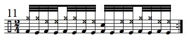 Prog Drumming Essentials 11