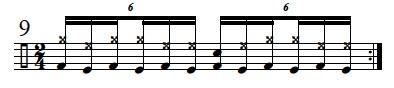 Prog Drumming Essentials 9