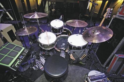 David Sandstrom kit