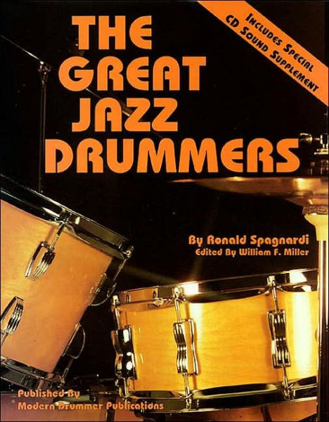 The Great Jazz Drummers (Print Book)