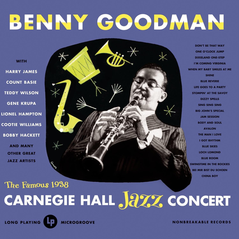 Image result for benny goodman carnegie hall