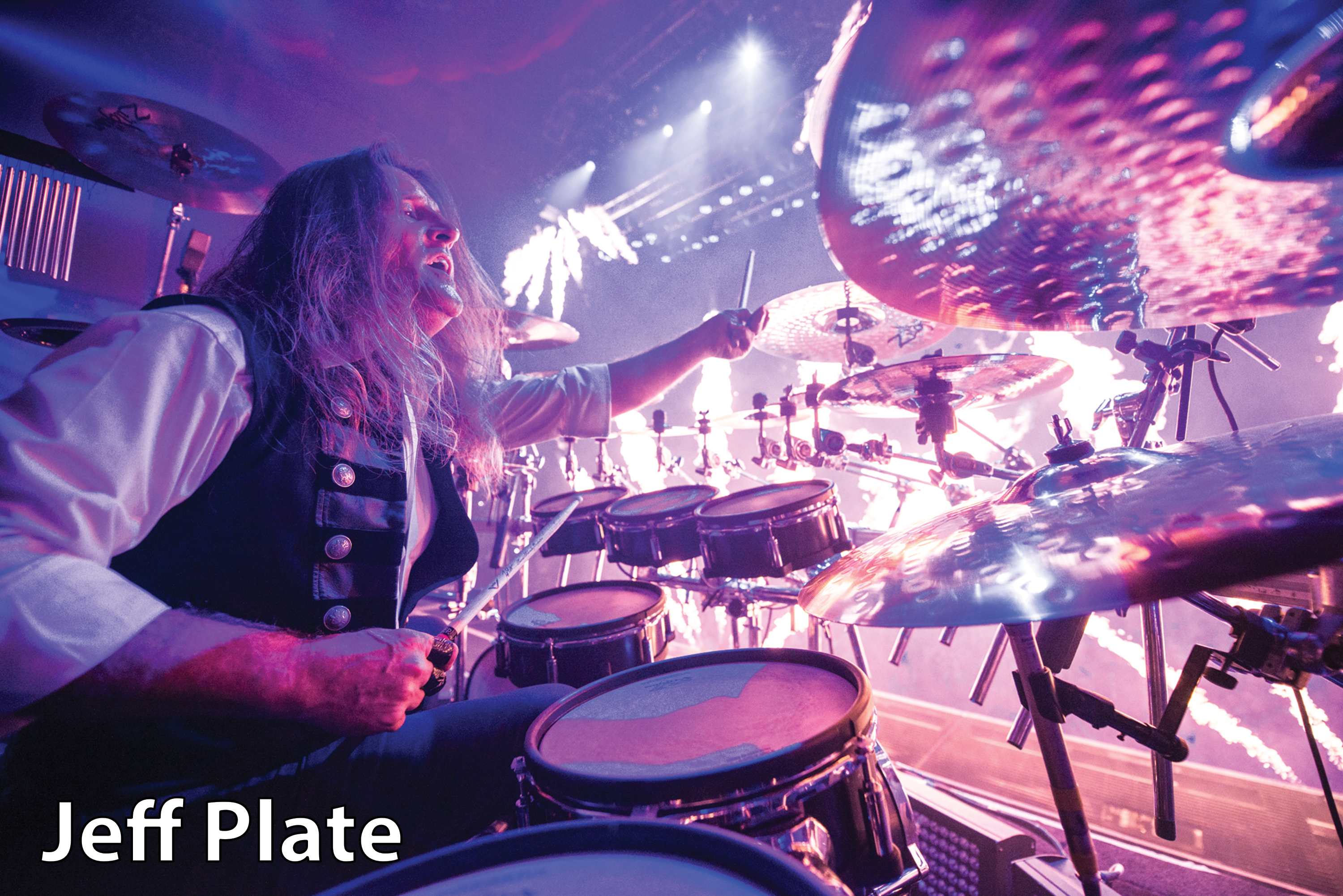 Modern Drummer spoke with both drummers about their approach to this highly unusual and remarkably popular act. & Jeff Plate and John O. Reilly of the Trans-Siberian Orchestra ...