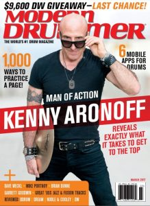 Kenny Aronoff Drummer | Modern Drummer Archive