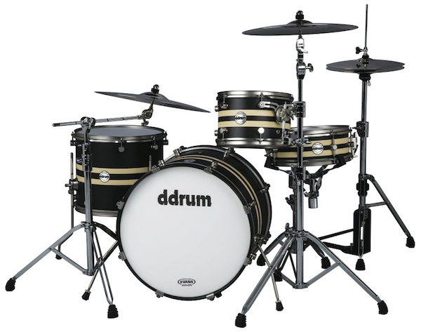 ddrum Rally Sport