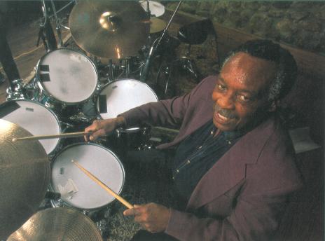 Clyde Stubblefield
