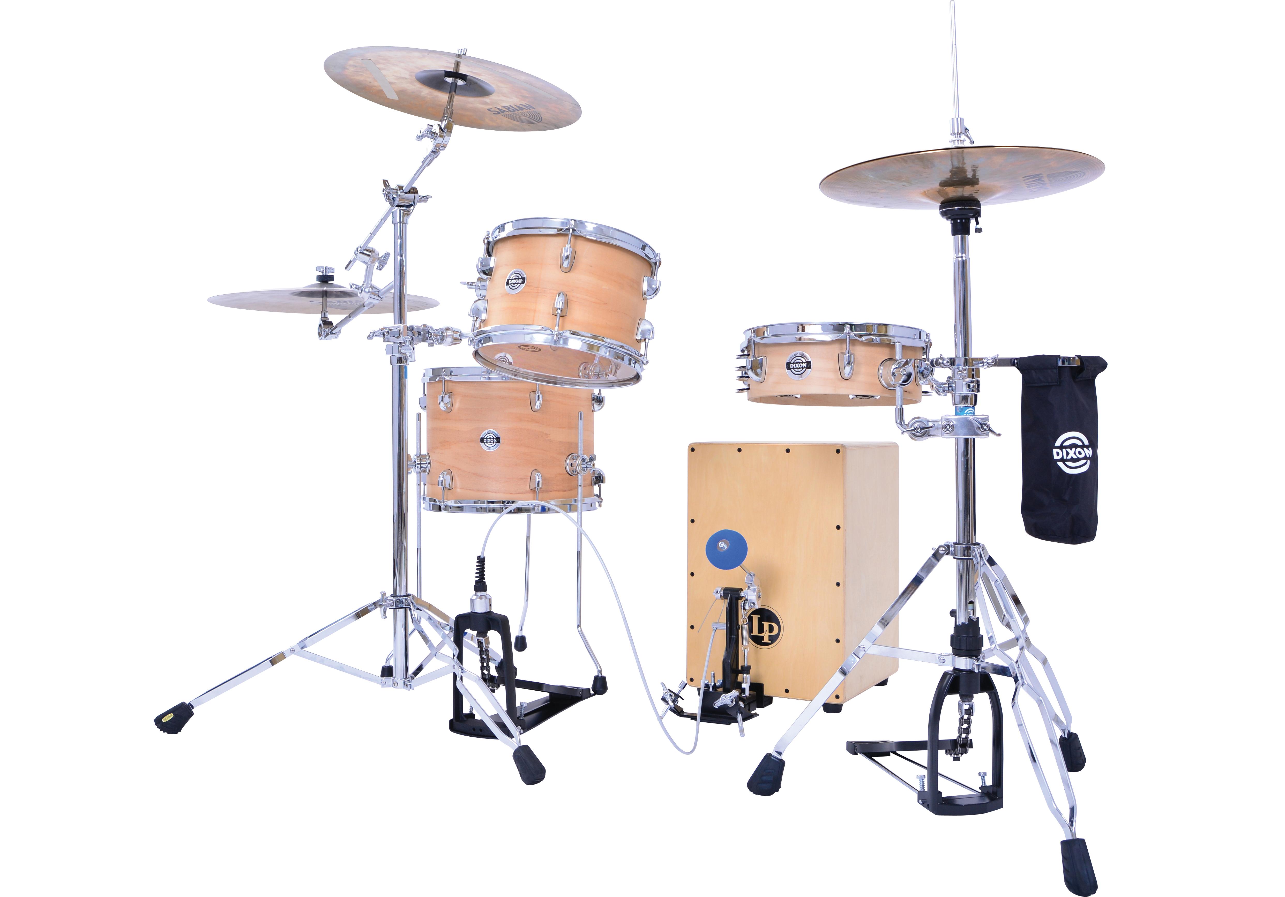 Dixon Little Roomer Drumset Modern Drummer Magazine