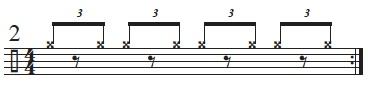 Exploring The Mangambe Rhythm 2