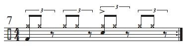 Exploring The Mangambe Rhythm 5