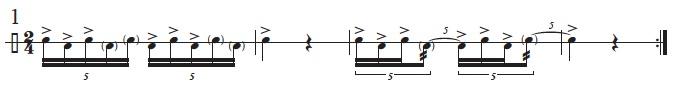Basel Drumming 1