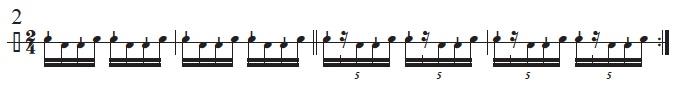 Basel Drumming Basics 2