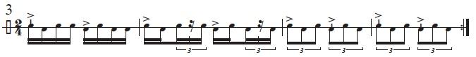 Basel Drumming 3