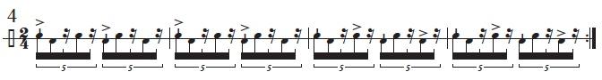 Basel Drumming 4