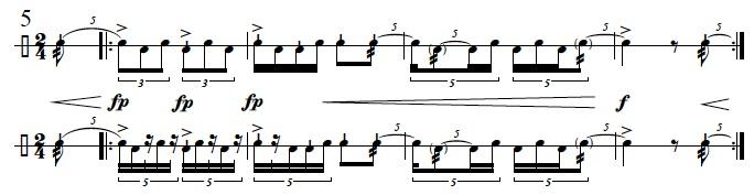 Basel Drumming 5