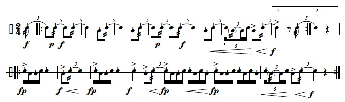 Basel Drumming Basics 8