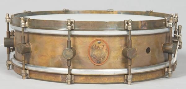 A&F Brass Snare