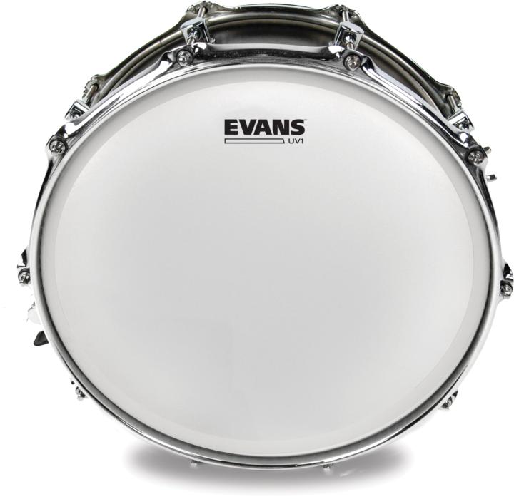 evans uv1 drumheads modern drummer magazine. Black Bedroom Furniture Sets. Home Design Ideas