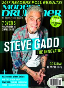 Steve Gadd Drummer | Modern Drummer Archive