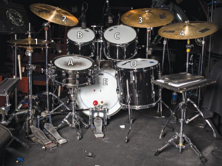 Steve Gadd The Innovator Modern Drummer Magazine